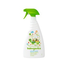 BabyGanics Scrub a-Tub, Tub & Tile Cleaner Fragrance Free