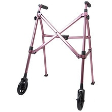Stander Space Saver Walker Regal Rose