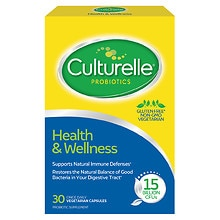 Culturelle Probiotic Supplement Capsules