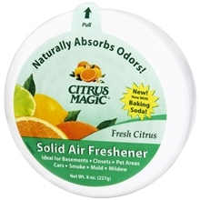 Solid Air Freshener Citrus Scent