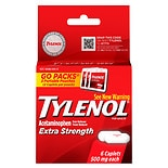 Tylenol Extra Strength Pain Reliever Fever Reducer Caplets