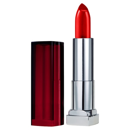 Maybelline ColorSensational Lip Color Red Revival 645