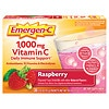 Emergen-C 1000 mg Vitamin C Dietary Supplement Fizzy Drink Mix 30 Pack Raspberry