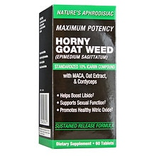 Windmill Horny Goat Weed with Pure MACA Caplets