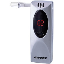 AlcoHAWK Slim Ultra Digital Breath Alcohol Tester