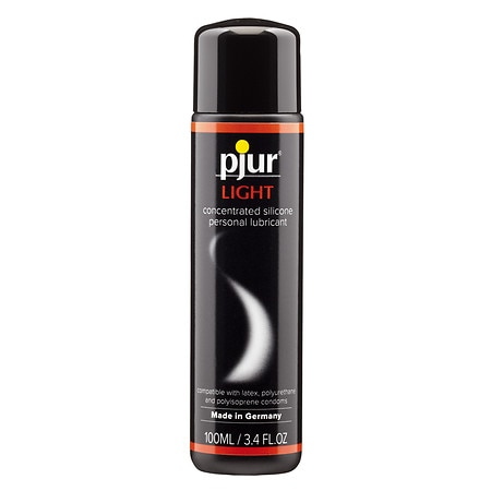 Pjur Light Bodyglide, Personal Lubricant 3.4 oz