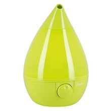 Crane Drop Shape .9 Gallon Cool Mist Humidifier 1 gallon Green