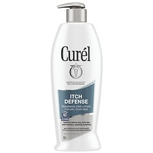 Curel Moisture Lotion Itch Defense Lotion for Dry Skin for Dry, Itchy Skin