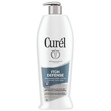 Curel Moisture Lotion Itch Defense Lotion for Dry, Itchy Skin