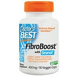 Doctor's Best FibroBoost Featuring Seanol, 400mg, Veggie Caps
