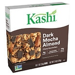 Kashi TLC Chewy Granola Bar Dark Mocha Almond