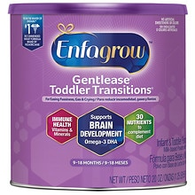 Enfagrow Gentlease Toddler Transitions Powder Stage 2