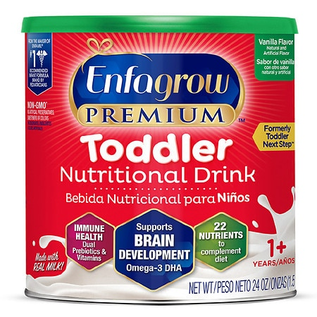 Enfagrow Toddler Next Step Powder Vanilla