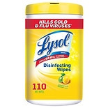 Lysol Disinfecting WipesLemon Lime