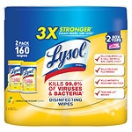 Click & Save: Buy 2 get 1 free on Lysol, Finish & Jet Dry products.