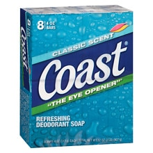Coast Pacific Force Soap Bars Classic Pacific Force
