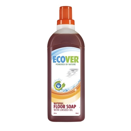 Ecover Natural Floor Soap with Linseed Oil
