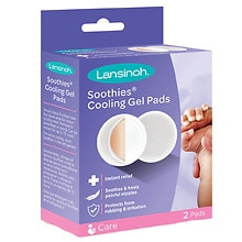 Soothies Gel Pads for Breastfeeding Mothers