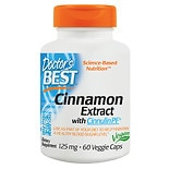 Doctor's Best Best Cinnamon 125mg Cinnulin PF Extract