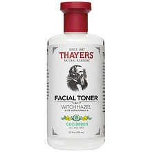Thayers Alcohol-Free Toner Cucumber Witch Hazel with Aloe Vera Formula