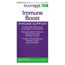 Immune Boost, All Season Defense, Fast Capsules