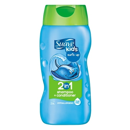 Suave for Kids 2-in-1 Shampoo + Conditioner Surf's Up