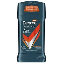 Degree Men Adrenaline Series, Antiperspirant & Deodorant Solid, Adventure