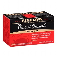 Bigelow Constant Comment Tea Orange and Sweet Spice