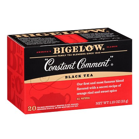 Bigelow Constant Comment Tea 20 pk