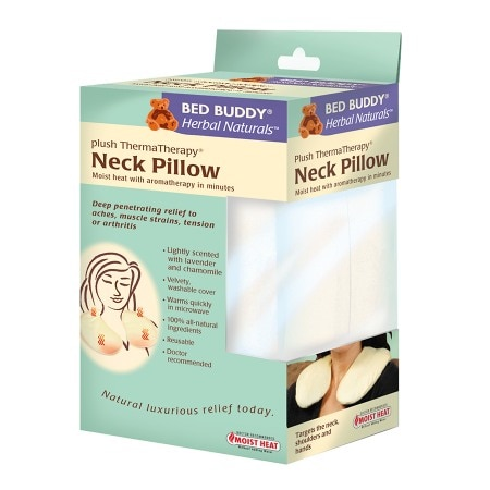 Bed Buddy Herbal Naturals  Neck Pillow