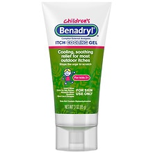 Children's Benadryl Anti-Itch Gel, Original Strength