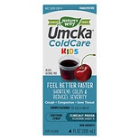 Nature's Way Umcka Coldcare Children's Syrup, Cherry Flavor Cherry