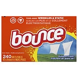 Bounce Fabric Softener SheetsOutdoor Fresh