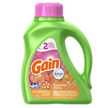 Gain with Febreze Freshness, Hawaiian Aloha Liquid Detergent, 24 loads