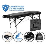 Master Massage 28-Inch StratoMaster Air Regulation Size Portable Massage Table28 inch