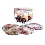 Master Massage SpaMaster Essentials Soothing Spa Music 4-CD Set