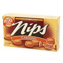 Nestle Nips Hard Candy Caramel