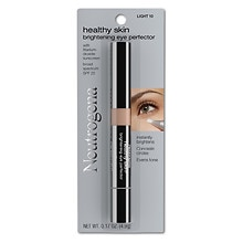Neutrogena Healthy Skin Brightening Eye Perfector Liquid SPF 25 Light 10