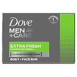 Dove Men+Care Body & Face Bath BarExtra Fresh