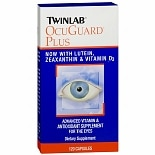 Twinlab OcuGuard Plus Advanced Vitamin & Antioxidant Supplement Capsules