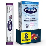 Pedialyte Oral Electrolyte Maintenance Powder Packs Assorted Flavors