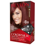Revlon Beautiful Color Permanent Hair Color Auburn Brown 49