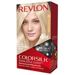 Revlon Colorsilk Beautiful Color Permanent Hair Color Ultra Light Ash Blonde 05