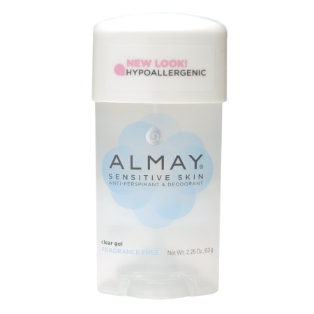 Almay Clear Gel Antiperspirant & Deodorant Fragrance Free