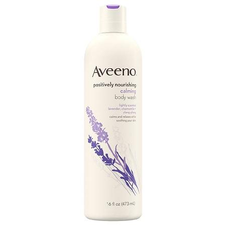 Body Wash Calming Lavender, Chamomile + Ylang Ylang