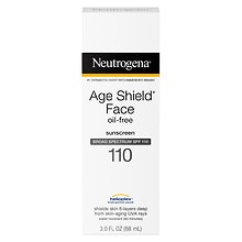 Age Shield Face Sunblock Lotion, SPF 110