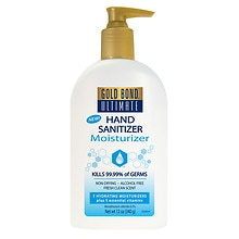 Gold Bond Hand Sanitizing Moisturizer Fresh Clean