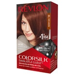 Revlon Colorsilk Beautiful Color Permanent Hair Color Dark Auburn 31