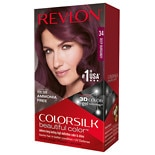 Revlon Colorsilk Beautiful Color Deep Burgundy 34
