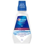 Crest 3D White 3D White Multi-Care Whitening Rinse Fresh Mint